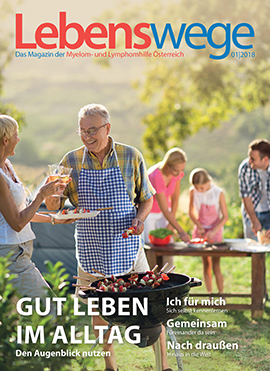 Lebenswege Magazin Cover