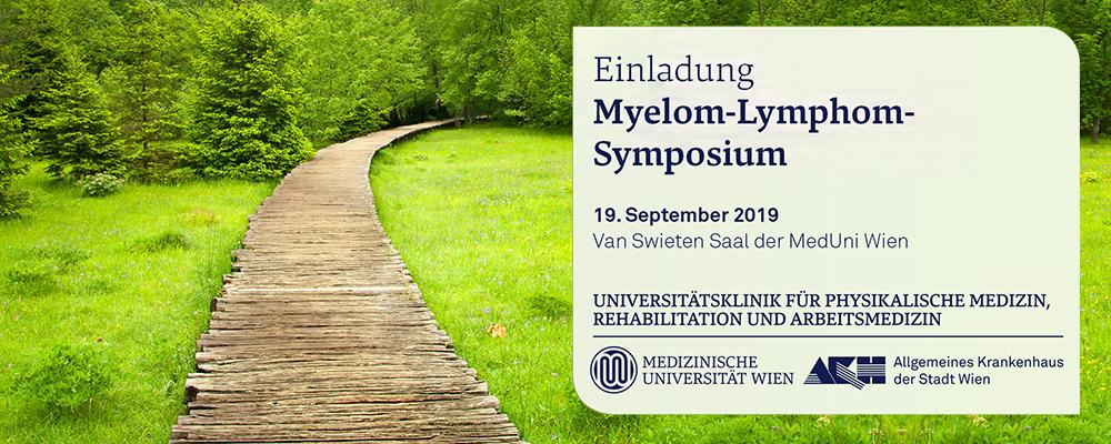 Myelom Lymphom Symposium 2019