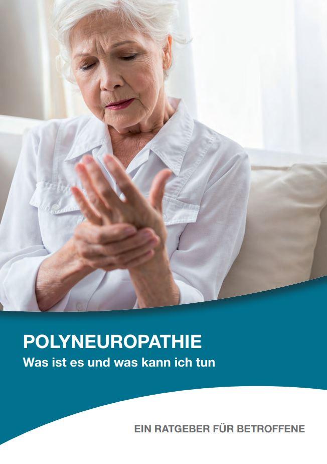 Broschüre zur Polyneuropathie
